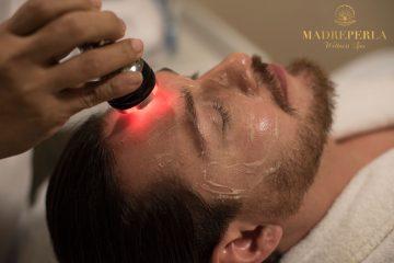 Radiofrecuencia facial - madreperla